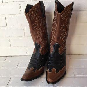 Matisse western boot 9.5